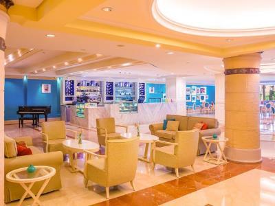 lobby - hotel coral beach resort sharjah - sharjah, united arab emirates