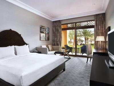 bedroom 2 - hotel hilton ras al khaimah beach resort - ras al khaimah, united arab emirates