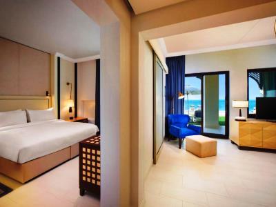 bedroom 3 - hotel hilton ras al khaimah beach resort - ras al khaimah, united arab emirates