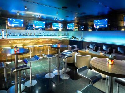 bar - hotel the canvas dubai mgallery htl collection - dubai, united arab emirates