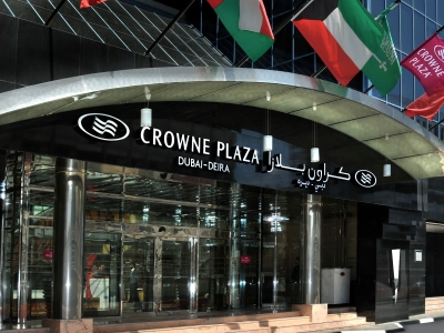 Crowne Plaza Deira (Room Only)