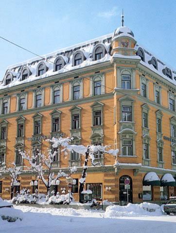 innsbruck best western hotel neue post: