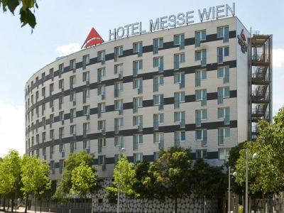 維也納普拉特展覽中心奧地利流行酒店