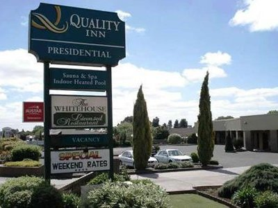 Quality Inn Presidential