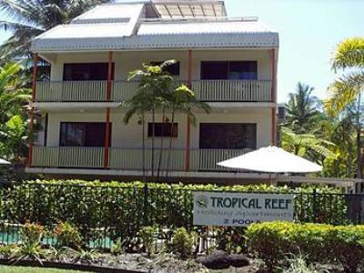 Latitude 16 Tropical Reef Holiday Aprts