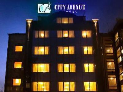 City Avenue (Non Refundable)