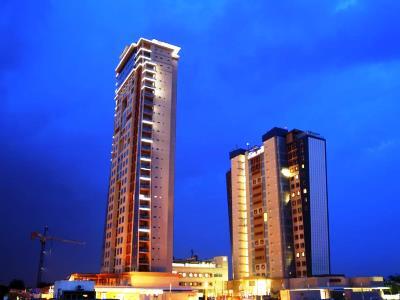 exterior view - hotel room50two - gaborone, botswana