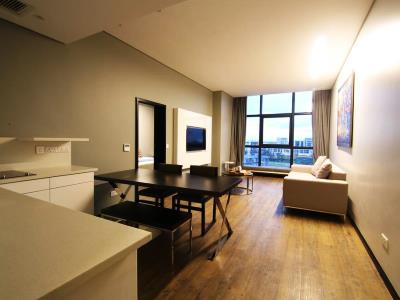 bedroom 3 - hotel room50two - gaborone, botswana