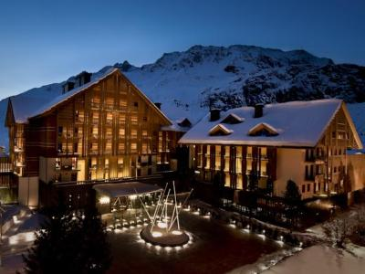 The Chedi Andermatt (Deluxe Suite)
