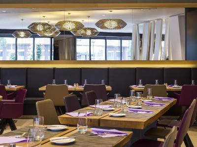 restaurant 1 - hotel pullman basel europe - basel, switzerland