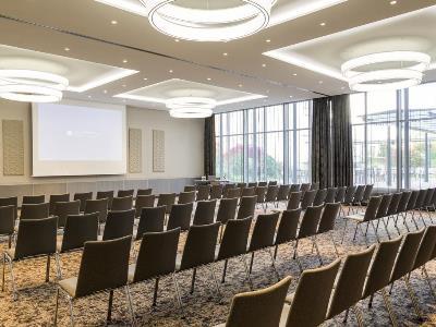 conference room - hotel pullman basel europe - basel, switzerland