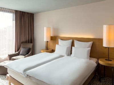 bedroom 3 - hotel pullman basel europe - basel, switzerland