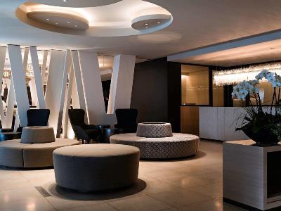 lobby - hotel pullman basel europe - basel, switzerland