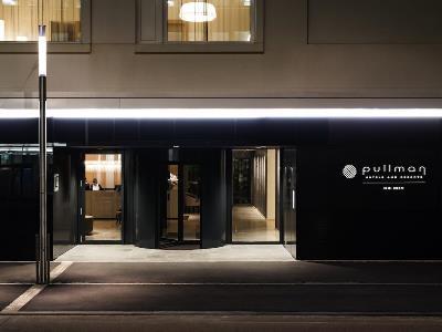 exterior view 1 - hotel pullman basel europe - basel, switzerland