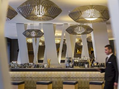 bar - hotel pullman basel europe - basel, switzerland