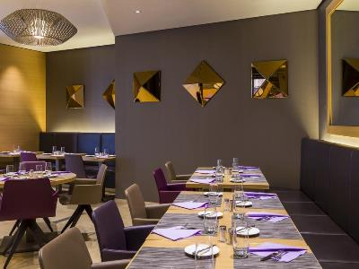 restaurant - hotel pullman basel europe - basel, switzerland