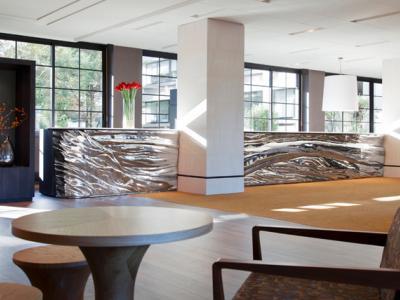 lobby - hotel crowne plaza geneva - geneva, switzerland