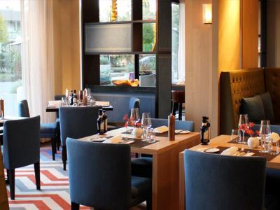 restaurant 1 - hotel crowne plaza geneva - geneva, switzerland