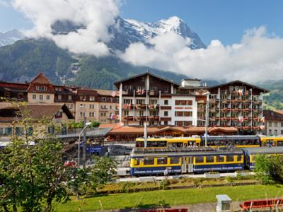 Derby Grindelwald