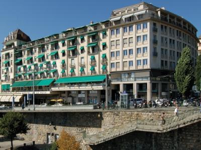 De La Paix Lausanne
