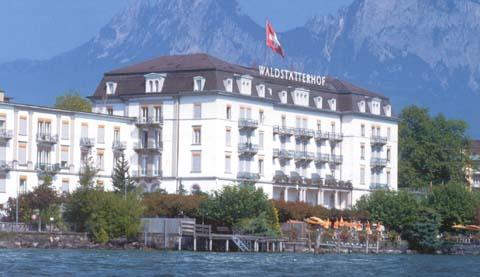 Seehotel Waldstaetterhof