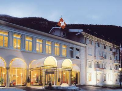 Thermalhotels And Walliser Alpentherme