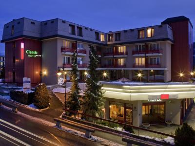 阿爾卑斯經典酒店