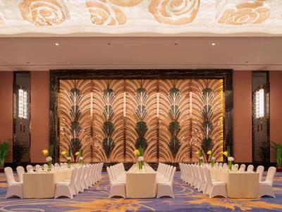 conference room - hotel wanda realm zengcheng guangzhou - guangzhou, china