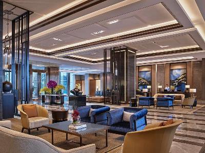lobby - hotel shangri-la hotel, xiamen - xiamen, china