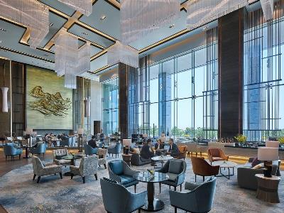 lobby 1 - hotel shangri-la hotel, xiamen - xiamen, china