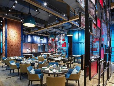 restaurant - hotel shangri-la hotel, xiamen - xiamen, china