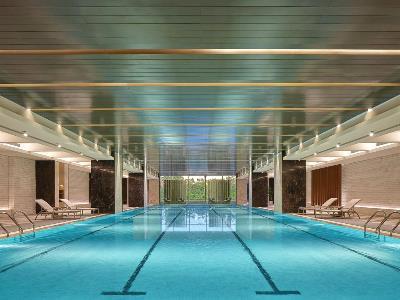 indoor pool - hotel shangri-la hotel, xiamen - xiamen, china