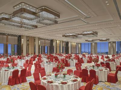 conference room - hotel shangri-la hotel, xiamen - xiamen, china