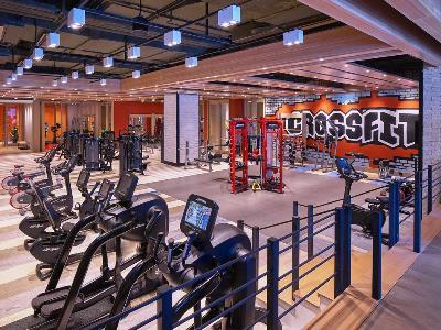 gym - hotel shangri-la hotel, xiamen - xiamen, china