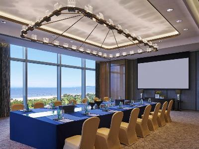 conference room 1 - hotel shangri-la hotel, xiamen - xiamen, china