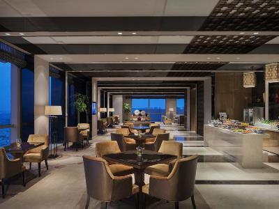 restaurant 2 - hotel wanda realm nanchang - nanchang, china