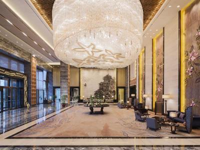 lobby - hotel wanda realm nanchang - nanchang, china