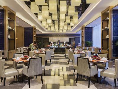 restaurant - hotel wanda realm nanchang - nanchang, china