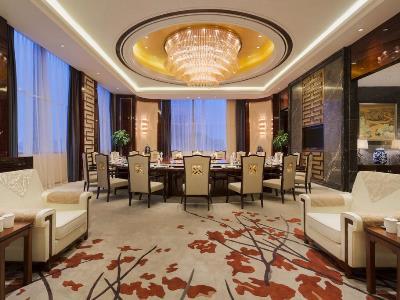 restaurant 4 - hotel wanda realm nanchang - nanchang, china