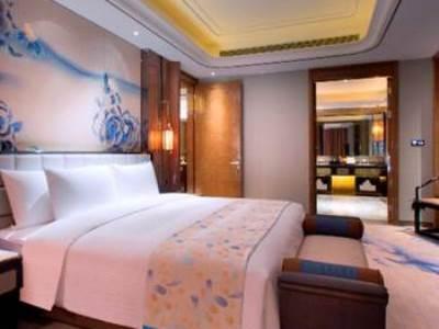 bedroom - hotel wanda vista kunming - kunming, china