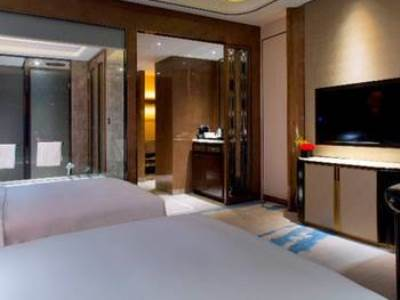 bedroom 2 - hotel wanda vista kunming - kunming, china