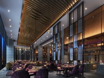 restaurant - hotel wanda vista kunming - kunming, china
