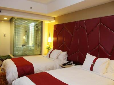 bedroom 2 - hotel holiday inn hefei - hefei, china