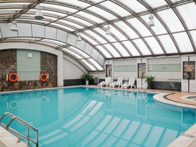 indoor pool - hotel holiday inn hefei - hefei, china