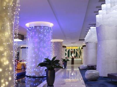 lobby - hotel holiday inn hefei - hefei, china