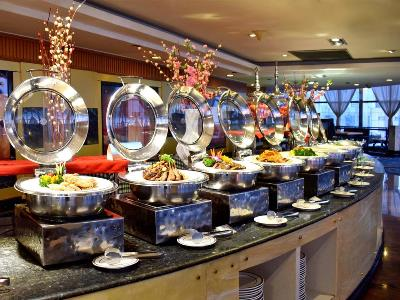 breakfast room - hotel holiday inn hefei - hefei, china