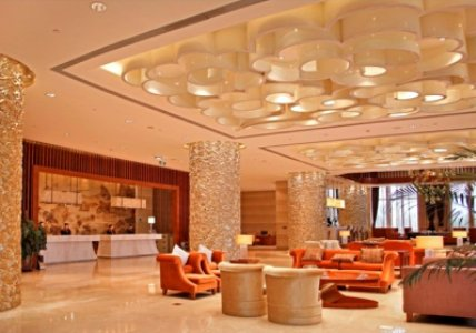 lobby - hotel best western premier hefei - hefei, china