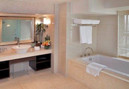 bathroom 1 - hotel best western premier hefei - hefei, china