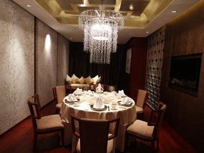 restaurant - hotel best western premier hefei - hefei, china