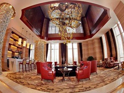 bar - hotel best western premier hefei - hefei, china